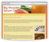 Big Wooden Spoon Gourmet